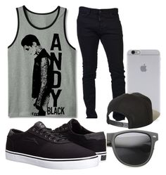 """""""Untitled #1110"""" by social-outcast-16 on Polyvore featuring Dsquared2, Lakai, Native Union and Brixton"""