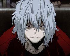 Anime Villians, Anime Characters, Hero Academia Characters, My Hero Academia Manga, Manga Anime, Anime Art, Arte Do Kawaii, Tomura Shigaraki, Anime People