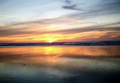 Sunset Sunday: At Lands End in San Francisco