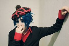 Not something you see every day: Gorillaz cosplay! (by *SupaTunaxXxCosplay on deviantART)