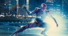 DC Comics Justice League Movie with Ezra Miller as The Flash aka Barry Allen - DigitalEntertainmentReview.com