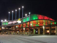 Light Tape® Illuminating Poles on Casino  http://www.lighttape.co.uk