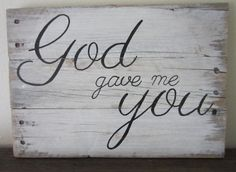 Its Amazing how God designs your Husband just for you and then allows the two of to meet in just the right time. Loving My Husband, and Thanking God daily. Rustic Wood Signs, Wooden Signs, Rustic Barn, Vintage Wood Signs, Love My Husband, To My Daughter, Amazing Husband, Daughters, Foto Transfer