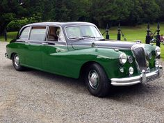 Daimler Majestic Major Limousine DR450 (1966)