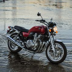 The Best Motorcycles to Buy as Your First Bike Honda Motorcycles, Cars And Motorcycles, Pinterest History, Honda Cb1100, Bike, Cafe Racers, Timberland, Classic, Vehicles