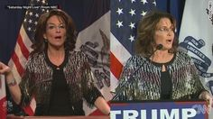 """Bristol Palin disses Tina Fey, saying she sounds """"nothing like my mom."""" CNN's Jeanne Moos has the side-by-side comparison."""