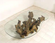 Furniture: Extraordinary Driftwood Coffee Table Glass Top Also Polished Driftwood Coffee Table from 4 Tips In Selecting Suitable Driftwood Coffee Table