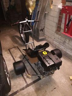 Drift Trike Motorisiert Drift Trike Motorized, Homemade Go Kart, Stationary, Bike, Bicycle, Bicycles