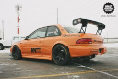 "grnboost:  1996 Subaru Impreza L  Version 8 STI swap2.2 Manley stroker set up crank pistons rodsACL race bearingsAutronic ECUStoptech 6 piston brakesAIM dash and gps dataloging20G turboMakes 450WHP"""