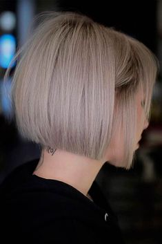 100 New Short Hairstyles for 2019 – Bobs and Pixie Haircuts, Today's article is all about 100 new short hairstyles for We all pretty sure that long hair is not the best option for each lady to be most fem…, Hairstyle Ideas Edgy Bob Haircuts, Bob Hairstyles For Fine Hair, Trending Hairstyles, Hairstyles With Bangs, Hairstyle Ideas, Latest Hairstyles, Easy Hairstyle, Oscar Hairstyles, Korean Hairstyles