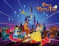 tokyo disney resort once upon a time | Once Upon a Time : nouveau visuel dévoilé par Tokyo Disney Resort