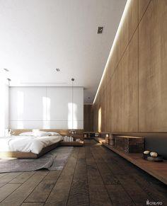 いいね!2,996件、コメント8件 ― Interior Designさん(@design_interior_homes)のInstagramアカウント: 「Beautiful master bedroom designed by @creatoarquitectos --- #architecture #design #designer…」