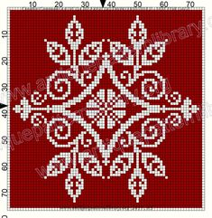 Gallery.ru / Фото #144 - Le Filet Ancien au Point de Reprise VII - gabbach Cross Stitch Tree, Cross Stitch Borders, Cross Stitch Flowers, Cross Stitch Designs, Cross Stitch Patterns, Blackwork Embroidery, Cross Stitch Embroidery, Cross Stitching, Cross Stitch Kitchen