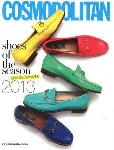Gucci Cober - Cosmopolitan Hong Kong, April 2013