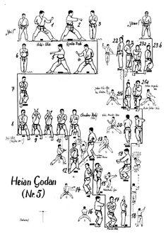 Heian Godan