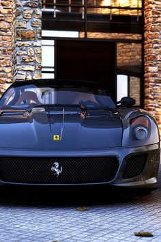 Ferrari 599 GTO aaand, now I need a new, clean pair of shorts!