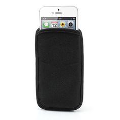 Köp Neoprenfodral iPhone 4/5/5C svart online: http://www.phonelife.se/neoprenfodral-iphone-4-5-5c-svart