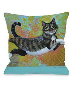 Another great find on #zulily! She Flies Throw Pillow #zulilyfinds