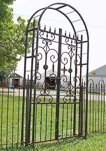 Image Result For French Garden Gate Arbor Gate Wrought Iron