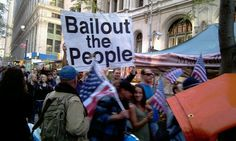 Why just bailout the banks?