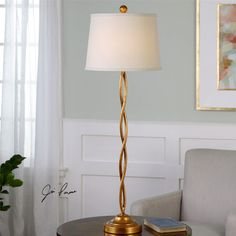 "Found it at Wayfair - Burton Latimer 39.5"" Table Lamp"