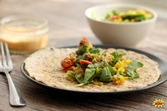 Gluten-Free Savory Whey Protein Crepes - Bodybuilding.com
