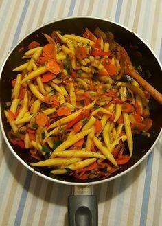 Schupfnudel - Gemüse - Pfanne, ein tolles Rezept aus der Kategorie Raffiniert & preiswert. Bewertungen: 28. Durchschnitt: Ø 4,2.