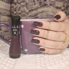 Best Nail Polish Colors of 2020 for a Trendy Manicure Classy Nails, Cute Nails, Pretty Nails, Hair And Nails, My Nails, Luxury Nails, New Nail Art, Nagel Gel, Gorgeous Nails