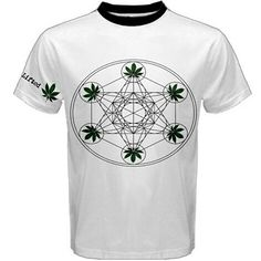 Stay Lifted in the new Cannabatron T-shirt coming up this week...