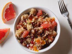 Grapefruit and quino