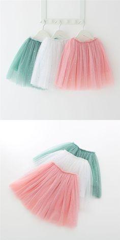 Kid Girl Multilayer Sequins Tutu Skirt Tutus For Girls, Kids Girls, Girl Tutu, Tulle, Sequins, Skirts, Outfits, Dresses, Fashion