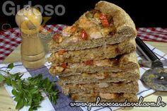 E hoje o feriado tem de terminar em #pizza, sim! A dica é a deliciosa Pizza Integral de Camarão.  #Receita aqui=> http://www.gulosoesaudavel.com.br/2013/10/19/pizza-integral-camarao/