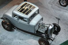 1932 Ford Five-Window Coupe reproduction body - Autoblog
