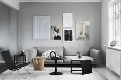 Perfect colors  More from Kristina Dam's home - via Coco Lapine Design blog
