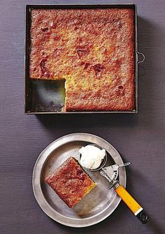 The story behind malva pudding by Errieda du Toit