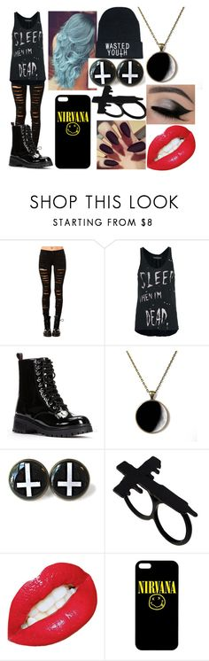 """""""New Kid"""" by heyguysitstallie ❤ liked on Polyvore featuring Tripp, Religion Clothing and HeartSOUL"""