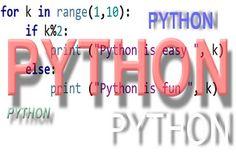 Kursus i Python