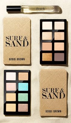 Bobbi Brown Surf  Sand Collection