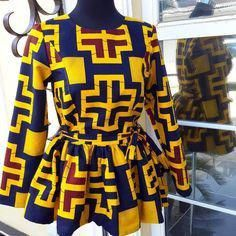 The collection of Beautiful Ankara Pattern Styles For Ladies you've ever wanted to see. Want to style and pattern your African print ankara African American Fashion, Latest African Fashion Dresses, African Print Dresses, African Print Fashion, Africa Fashion, African Dress, Ankara Fashion, Fashion Outfits, African Prints