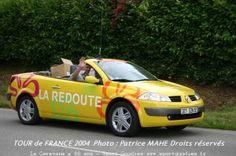 Megane cabriolet 2004 La Redoute