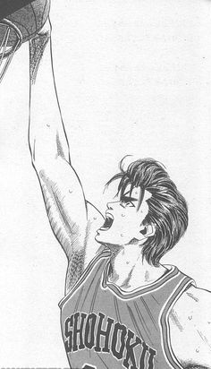 trendy Ideas for basket ball anime slam dunk Basketball Manga, Basketball Drawings, Basketball Teams, Slam Dunk Manga, Manga Art, Manga Anime, Anime Art, Inoue Takehiko, Comic Manga