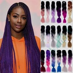Hair Braids Jumbo Braids 2019 Latest Design Xccoco Kanekalon Jumbo Braid Hair 82 Inch 165g Crotchet Braids Pure Color Synthetic Braiding Hair 26 Colors Good Taste