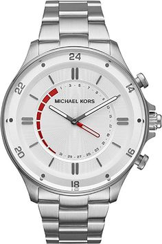 fd08e4f347b6 Michael Kors Men s Watch MKT4013  Amazon.co.uk  Watches