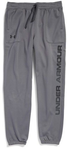 3c157b9d1 Boy's Under Armour Storm Coldgear Jogger Pants. My son loves to wear Under  Armour joggers