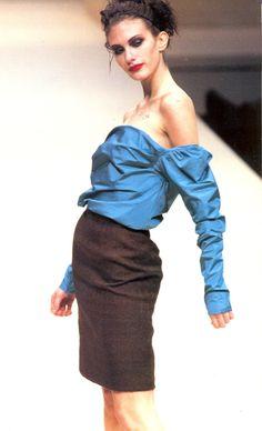 """"""" Anna Molinari Fall/Winter 1997  """""""