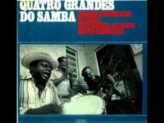 Quatro Grandes Do Samba - Nelson Cavaquinho, Candeia, Guilherme De Brito...