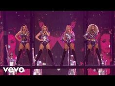 "Watch Little Mix Perform ""Shout Out To My Ex"" Live at BRIT Awards 2017 - Just Random Things"