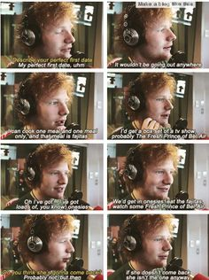 Ed Sheeran is obviously perfect.