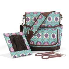 timi & leslie 2 in 1 Backpack Diaper Bag - Recommended by a Wonderful Mom at Our Church.