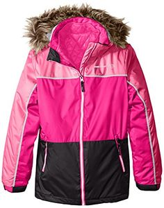 Free Country Big Girls' Systems Coat with Quilted Puffer * Additional details @